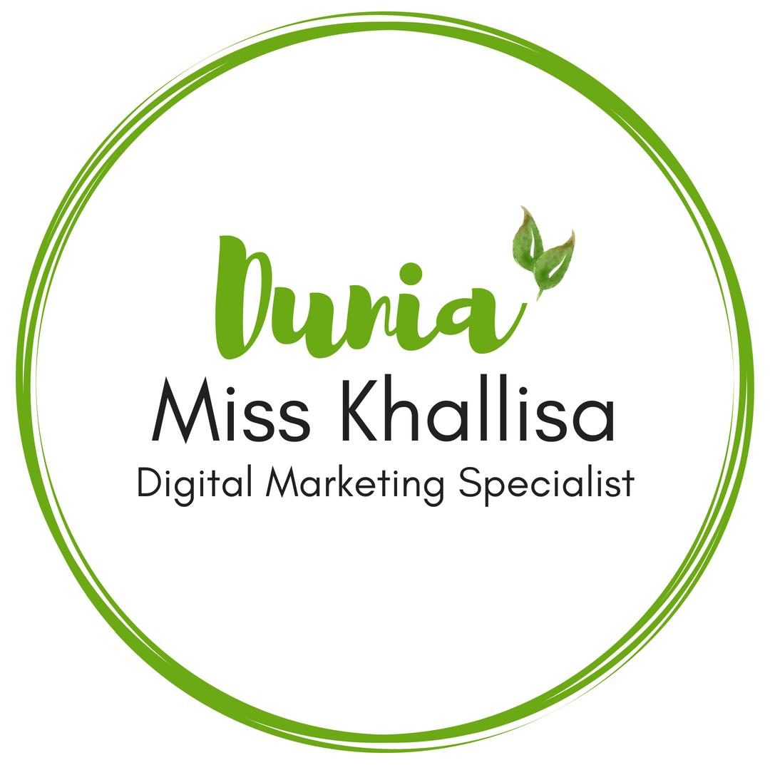 FB Dunia Miss Khallisa logo Square