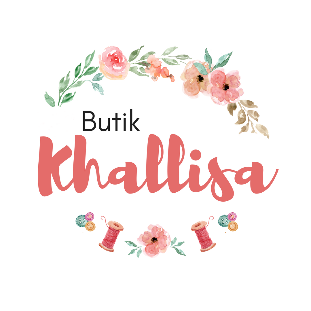 Logo Khallisa baru